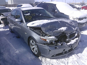 BMW (2004/2008/ 5 SERIES FOR PARTS PARTS ONLY)