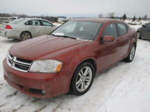 2012 Dodge Avenger SXT **BRAND NONE. CLEAN TITLE**