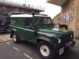 Land Rover 110 DEFENDER TDI van