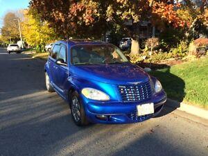 2004 Chrysler PT Cruiser Touring Edition Hatchback