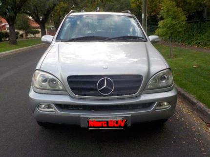 Mercedes Benz  SUV  Turbo Diesel