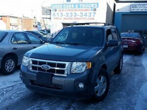 2011 Ford Escape XLT  0 DOWN $54 WEEKLY!