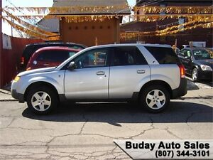 2004 SATURN VUE XV ALL WHEEL DRIVE