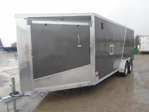 ENCLOSED SNOWMOBILE TRAILERS AT ROCK BOTTOM PRICES London Ontario image 13