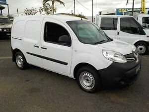 2013 Renault Kangoo X61 Phase II White 4 Speed Automatic Van Coopers Plains Brisbane South West Preview