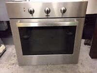 Zanussi Electric. Integrated Fan Oven