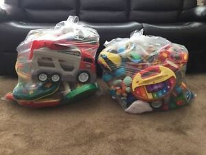 Two big bag of mix toys for sale
