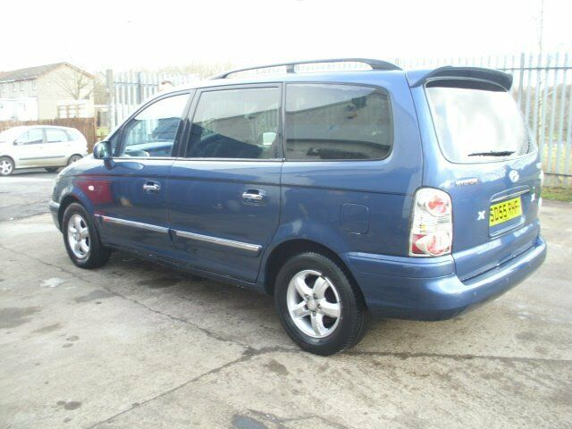 Cheap Cars For Sale In Ma >> HYUNDAI TRAJET 7 SEATER | in Bellshill, North Lanarkshire | Gumtree