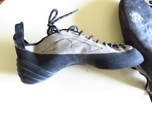 Men's Madrock rock climbing shoes size 9.5
