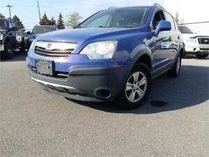 2008 Saturn VUE XE- Sporty Looking SUV-Alloy-Gas Saver-Certified