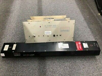 Epilog Synrad 57-1 100 Watt Co2 Laser 100 Watts With Power Supply