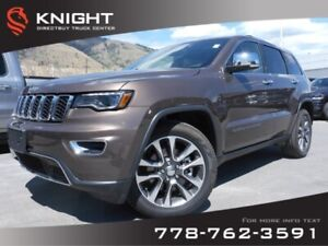 2018 JEEP GRAND CHEROKEE LIMITED THEATER PACKAGE LIKE NEW