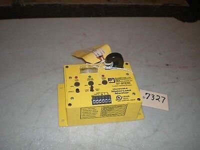 Warrender Motor Load Monitor Mod Lm4 816011 115230v 5060 0.5 To 100 Hp New