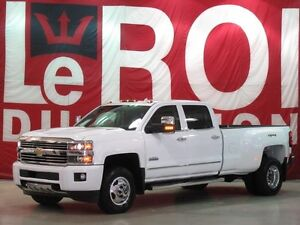 Chevrolet Silverado 3500HD HIGH COUNTRY DURAMAX DRW 2015