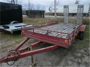 Used 18' Implement Trailer