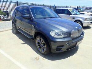 2010 BMW X5 E70 MY11 xDrive40d Steptronic Sport Grey 8 Speed Sports Automatic Wagon Wangara Wanneroo Area Preview