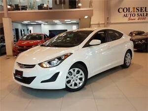 2014 Hyundai Elantra GLS-AUTO-BLUETOOTH-HEATED SEATS-ONLY 95KM