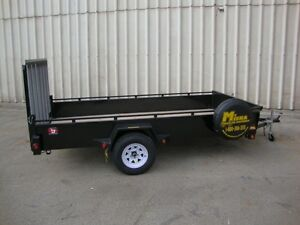 6'x12' Hercules by Miska Trailers – MADE IN CANADA