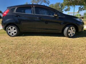 2011 Ford Fiesta WT CL PwrShift Black 6 Speed Sports Automatic Dual Clutch Hatchback Tugun Gold Coast South Preview