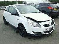 Vauxhall Corsa Limited 1.2 16v 2010 For Breaking