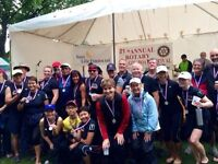 Dragon Boat paddlers wanted.