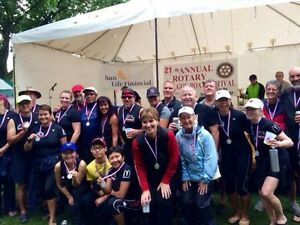 Dragon Boat paddlers wanted. Kingston Kingston Area image 1