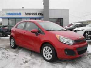 2013 Kia Rio LX+ LOCAL TRADE! HEATED SEATS!