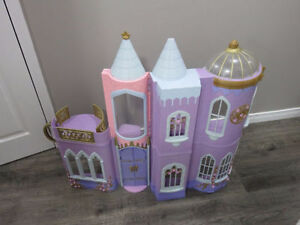Barbie Toy Castle