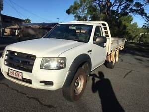 2008 FORD RANGER XL (3.0 TURBO DIESEL HIGHRIDER CAB CHASSIS ,4X2) Rochedale South Brisbane South East Preview