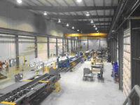 Welder / Millwright / Electrical – Mechanical Technician