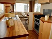 Cheap static caravan for sale East Yorkshire East Coast Skipsea Sands Driffield 3 bedroom 12 months