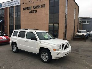 2010 Jeep Patriot North 4dr Front-wheel Drive