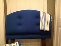 Royal Blue, Single Bed Headboard