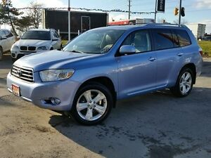 2008 Toyota Highlander Limited V6 AWD