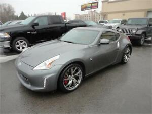 Nissan 370z Coupe 2013 Cuir/Suede-Navi-Camera-Bluetooth a vendre