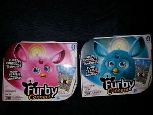 2 brand new FURBY connects