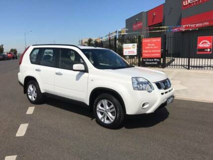 2013 Nissan X-trail ST T31 Wagon Ravenhall Melton Area Preview