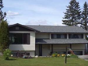 Large family home for sale in Logan Lake
