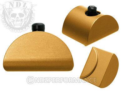 For Glock Gen1 3 Ndz Al1 Grip Plug 17 19 22 23 24 34 35 Gold With Lasered Images