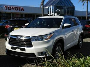 2014 Toyota Kluger GSU50R GXL (4x2) White 6 Speed Automatic Wagon South Nowra Nowra-Bomaderry Preview
