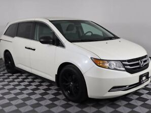 2016 Honda Odyssey LX w/2nd Row Captains Chairs-One Owner-Accident Fr