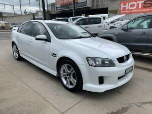 2008 Holden Commodore VE MY09 SV6 White 5 Speed Sports Automatic Sedan Granville Parramatta Area Preview