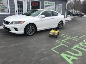 2015 Honda Accord Coupe EX-L w/Navi....V6