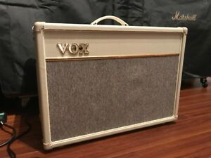 VOX AC15 -Limited edition - Creamback  Speaker - mint -