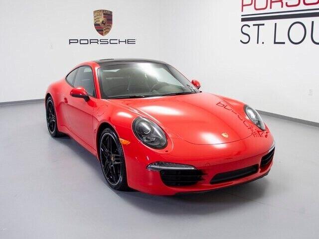 Image 4 Coche Americano usado Porsche 911 2015