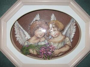 Paper Toile Angel Picture - NEW for sale