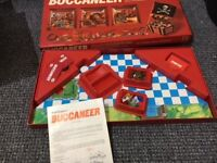 Rare 1976 Buccaneer board game. Excellent condition. Collector's item