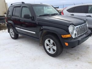 2007 Jeep Liberty Limited Edition AUCTION!!!