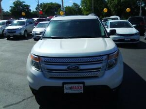 2014 FORD EXPLORER XLT- SUNROOF, NAVIGATION SYSTEM, REAR VIEW CA