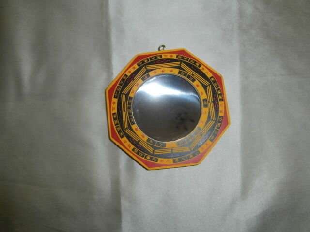 "Pakua Ba Gua Convex 5"" Mirror New"